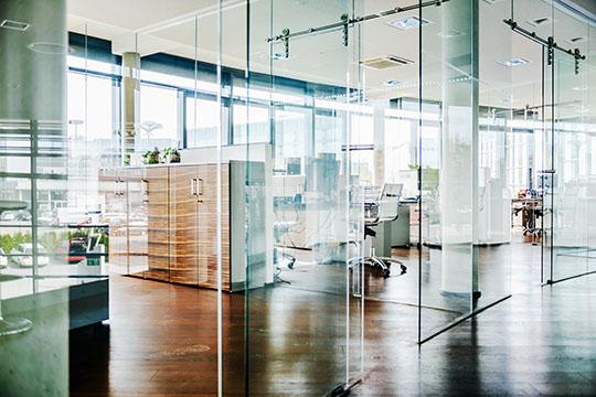 A Modern Office Environment